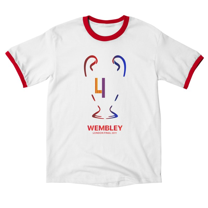 Wembley Final 2011 Men's T-Shirt by BM Design Shop