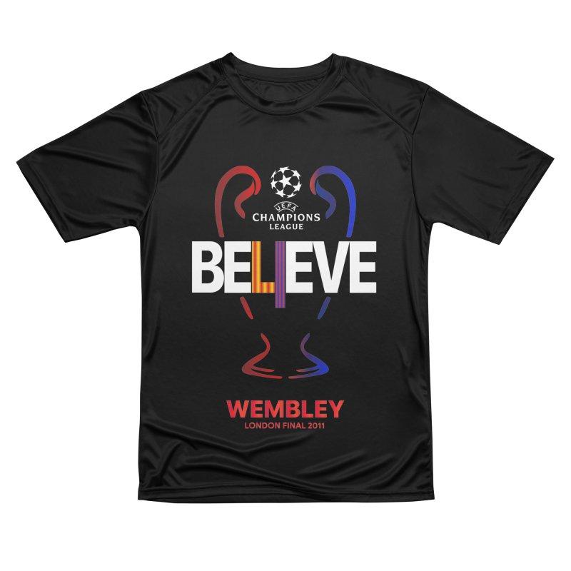 Wembley Final 2011 Women's T-Shirt by BM Design Shop