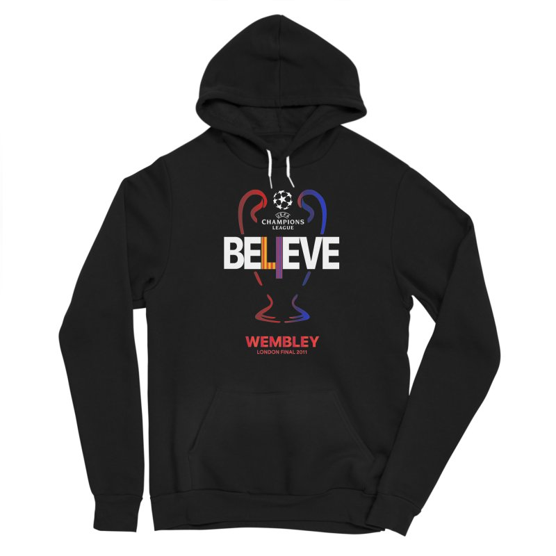 Wembley Final 2011 Men's Pullover Hoody by BM Design Shop