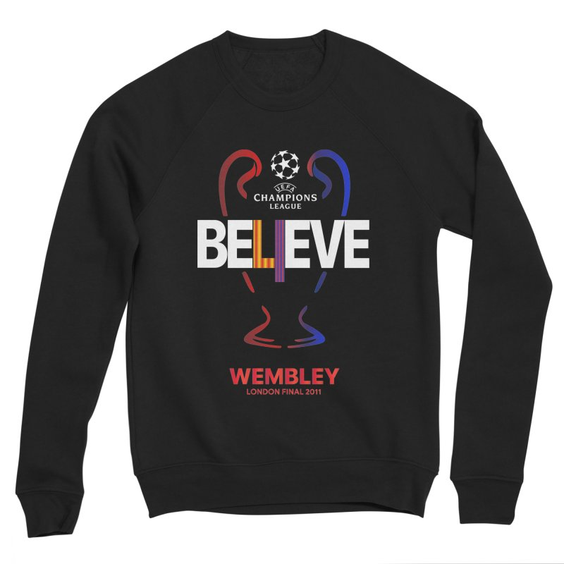 Wembley Final 2011 Men's Sweatshirt by BM Design Shop