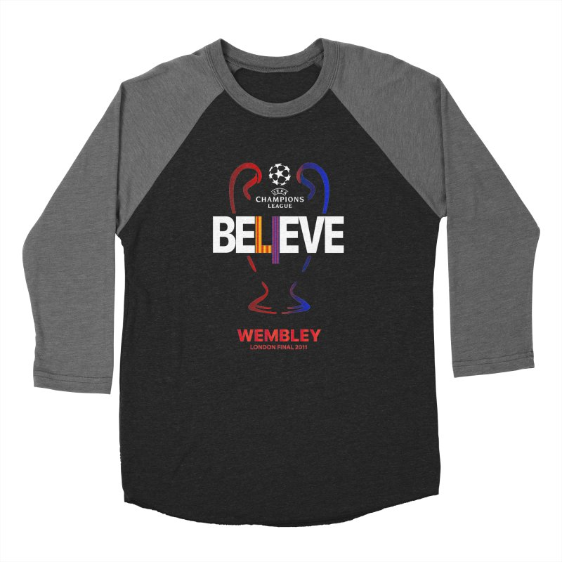 Wembley Final 2011 Men's Longsleeve T-Shirt by BM Design Shop