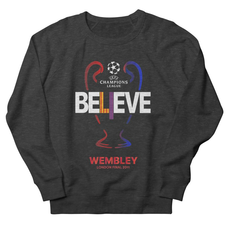 Wembley Final 2011 Women's Sweatshirt by BM Design Shop