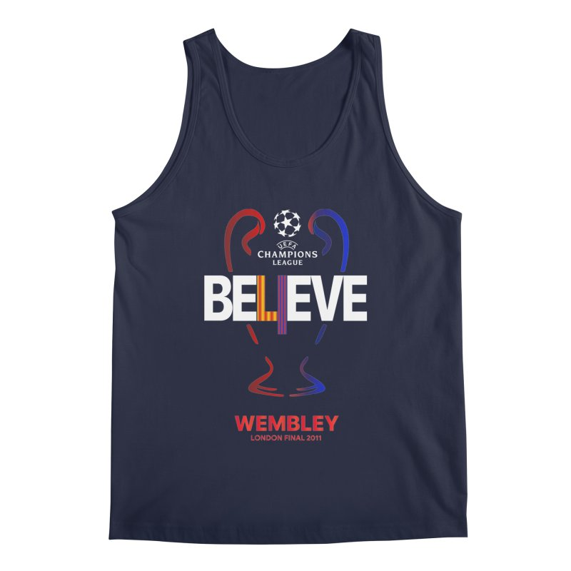Wembley Final 2011 Men's Tank by BM Design Shop