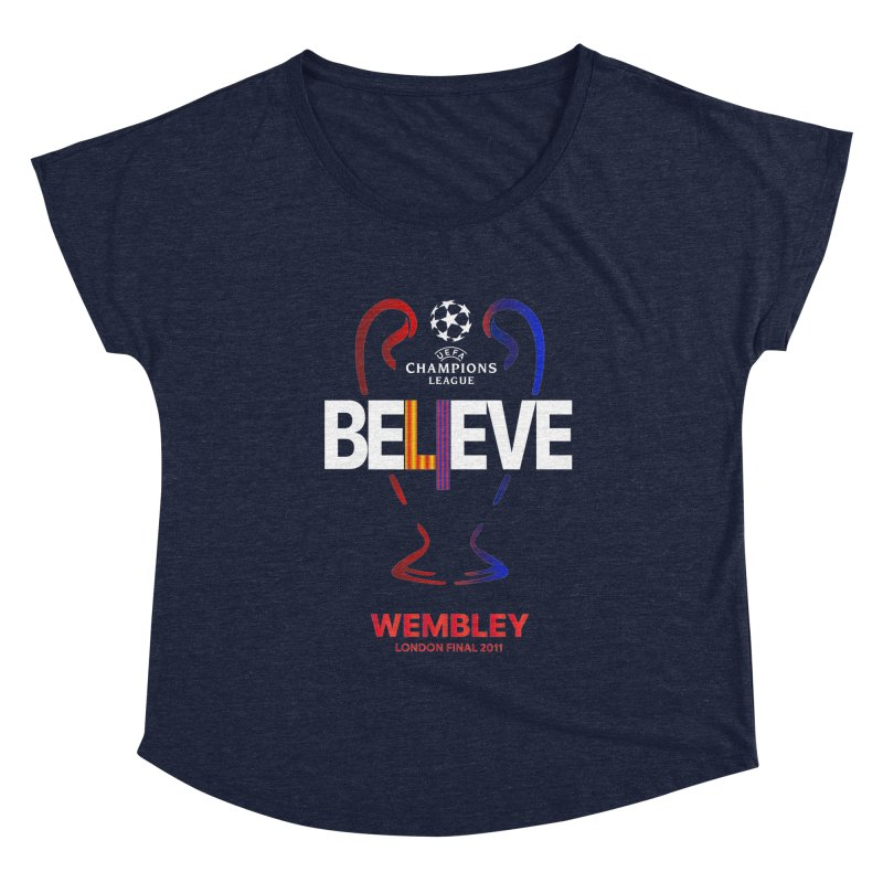 Wembley Final 2011 Women's Scoop Neck by BM Design Shop