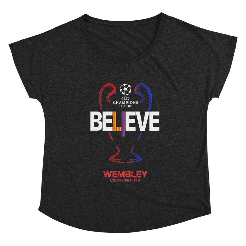 Wembley Final 2011 Women's Scoop Neck by BM Design Shop