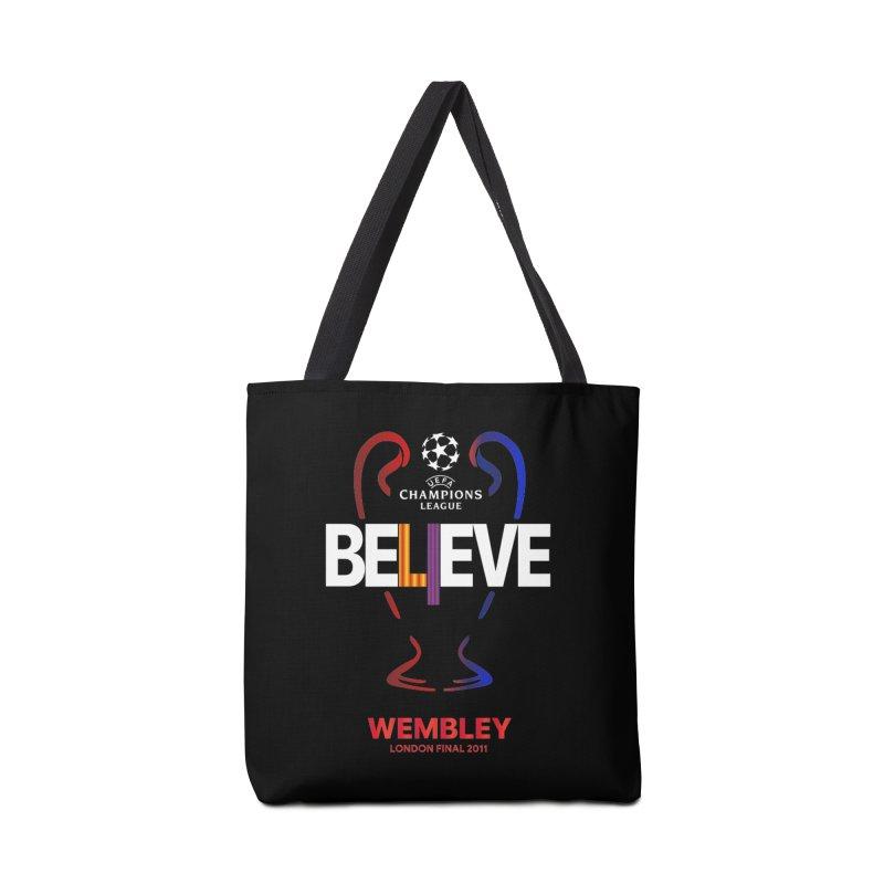 Wembley Final 2011 Accessories Bag by BM Design Shop