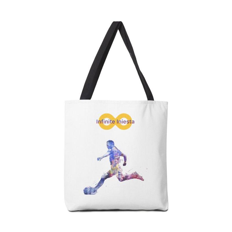 Infinite Iniesta Accessories Bag by BM Design Shop