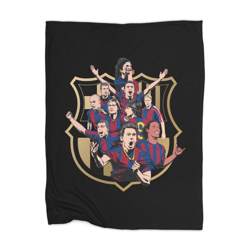 Legends FCB Home Blanket by BM Design Shop