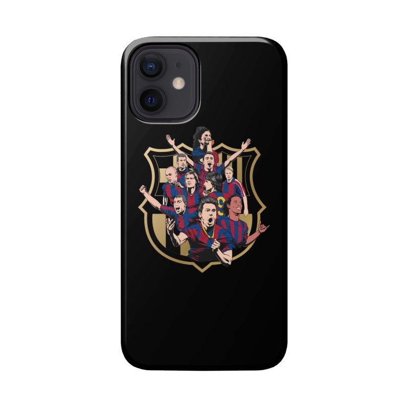 Legends FCB Accessories Phone Case by BM Design Shop