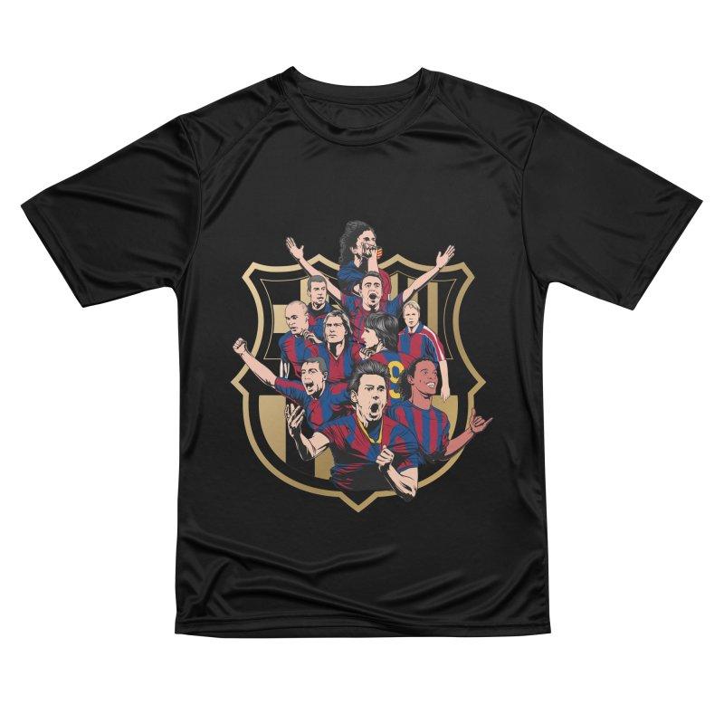 Legends FCB Women's T-Shirt by BM Design Shop