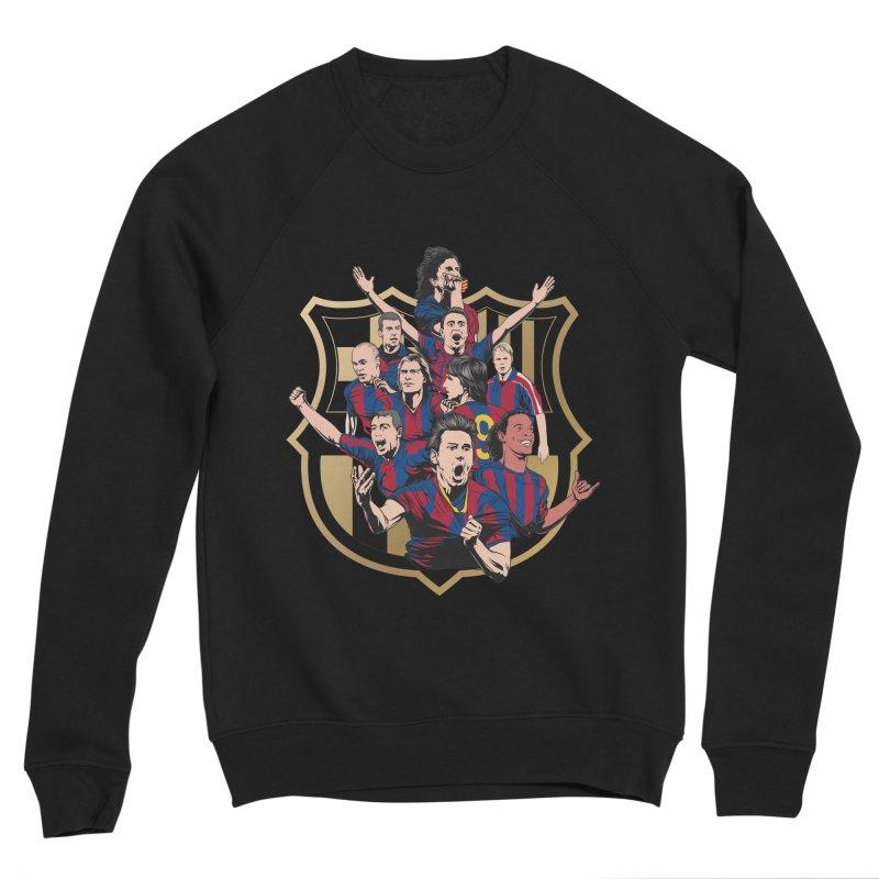Legends FCB Women's Sweatshirt by BM Design Shop