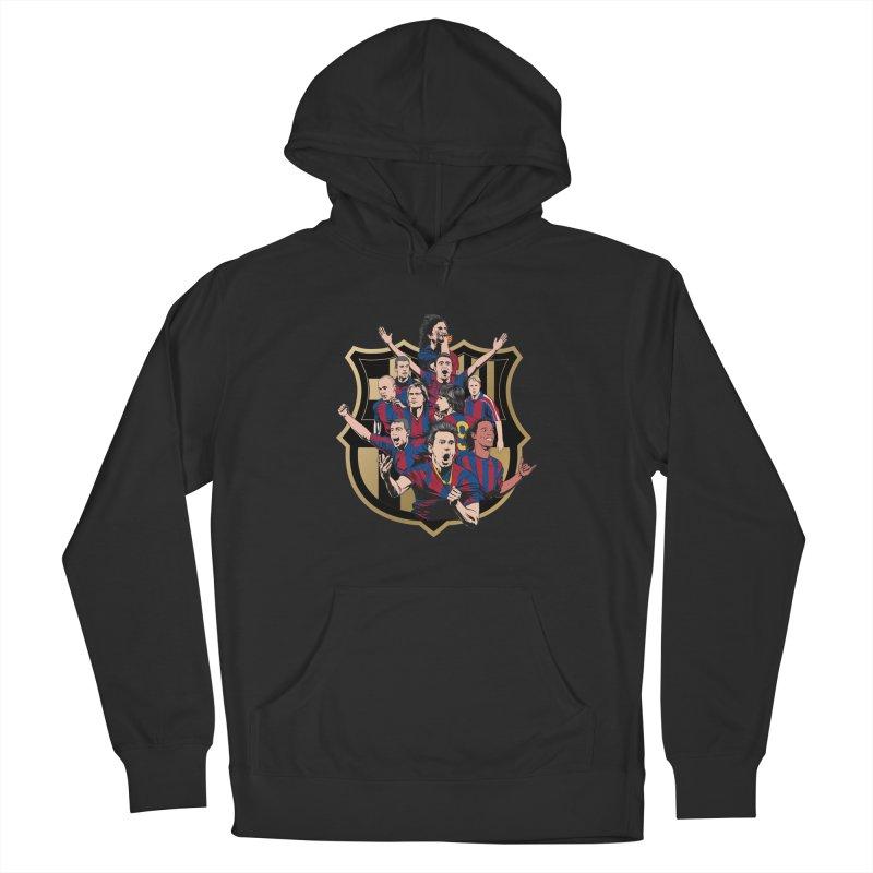 Legends FCB Women's Pullover Hoody by BM Design Shop