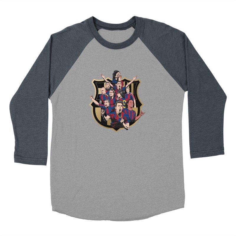 Legends FCB Women's Longsleeve T-Shirt by BM Design Shop