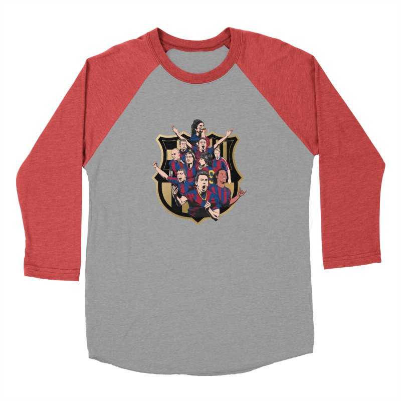 Legends FCB Men's Longsleeve T-Shirt by BM Design Shop