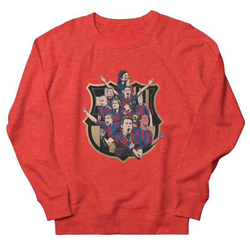 Legends FCB Women's Sweatshirt by BM Design Shop