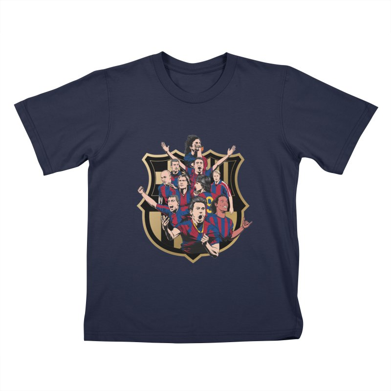 Legends FCB Kids T-Shirt by BM Design Shop