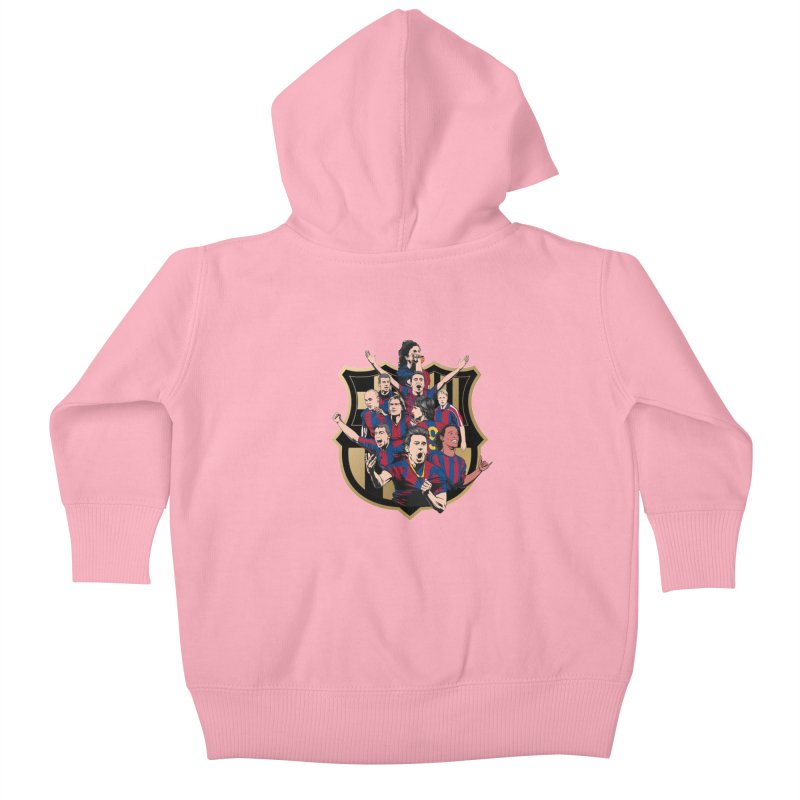 Legends FCB Kids Baby Zip-Up Hoody by BM Design Shop