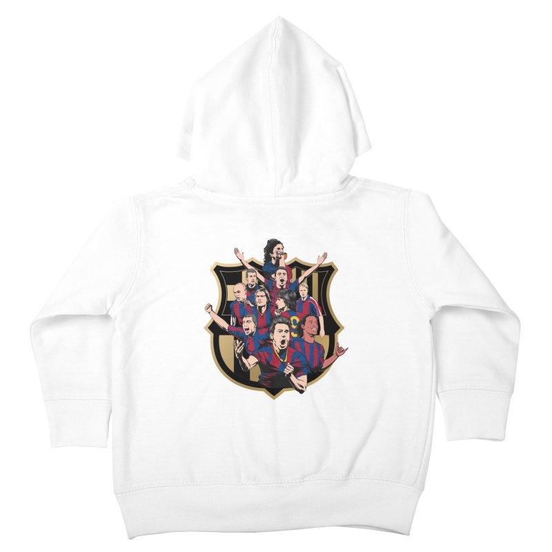 Legends FCB Kids Toddler Zip-Up Hoody by BM Design Shop
