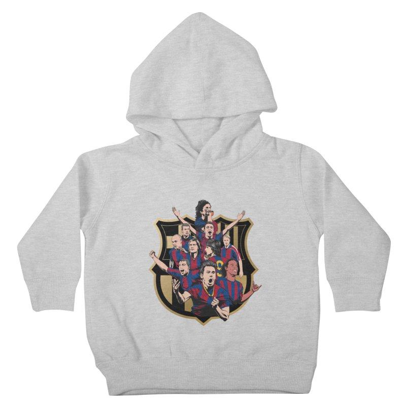 Legends FCB Kids Toddler Pullover Hoody by BM Design Shop