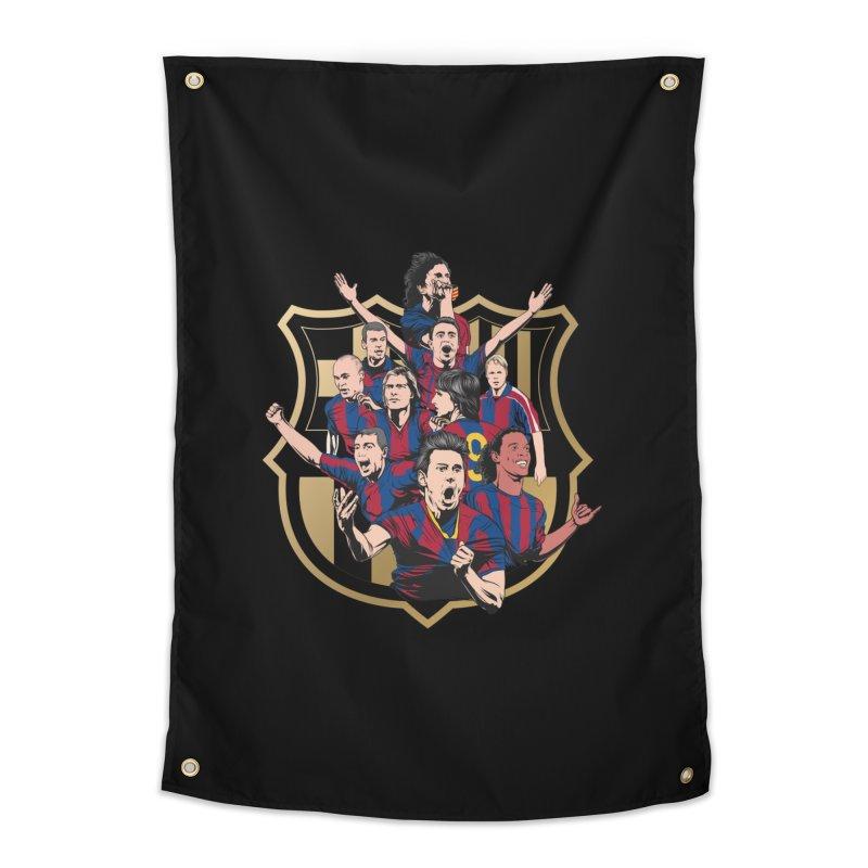 Legends FCB Home Tapestry by BM Design Shop