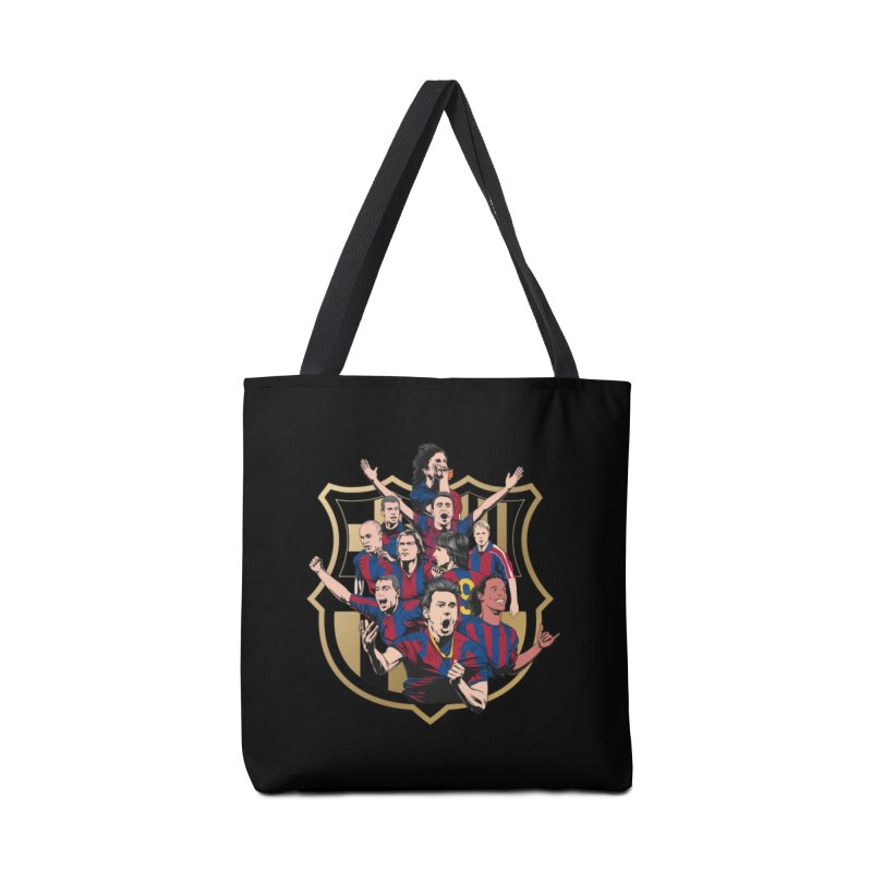 Legends FCB Accessories Bag by BM Design Shop