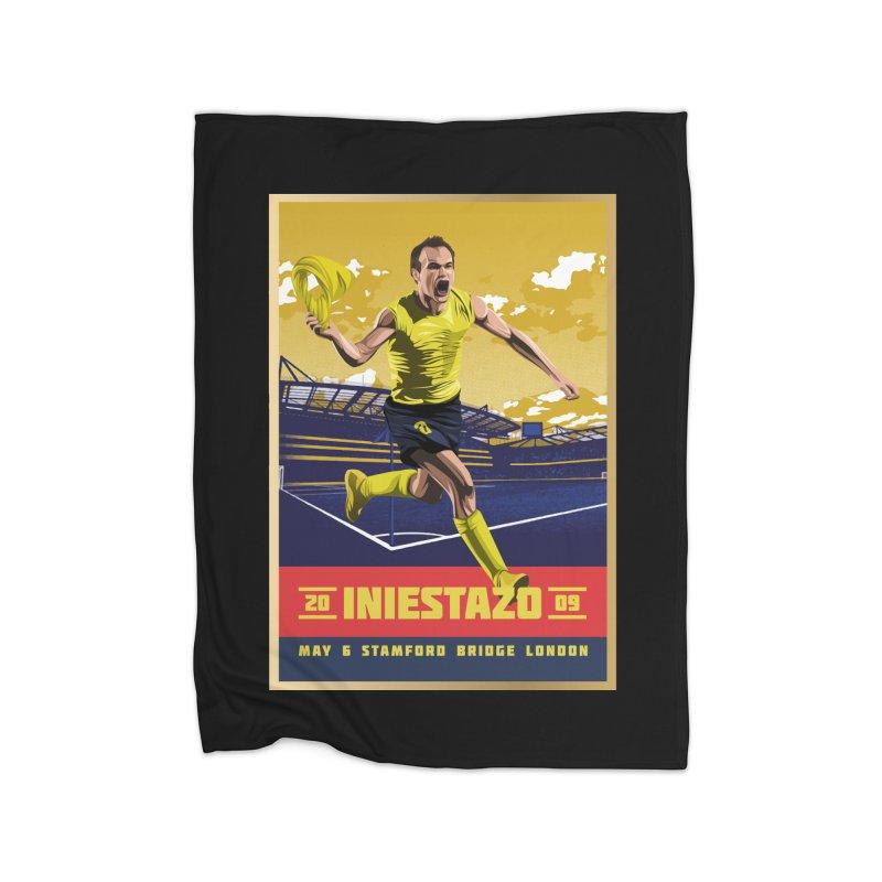 Iniestazo Frame Home Blanket by BM Design Shop
