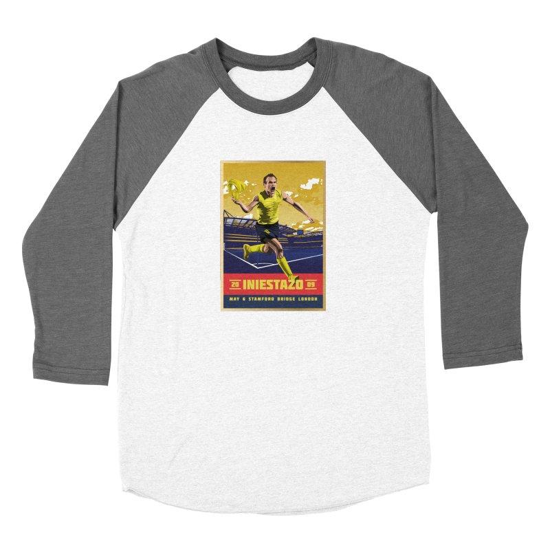 Iniestazo Frame Women's Longsleeve T-Shirt by BM Design Shop