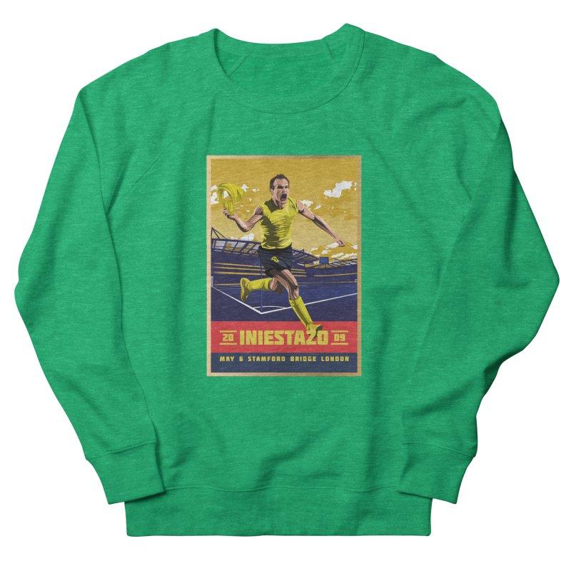 Iniestazo Frame Women's Sweatshirt by BM Design Shop