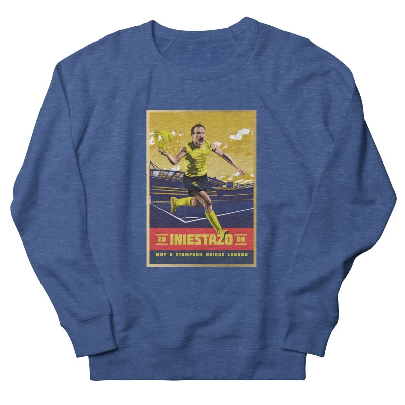 Iniestazo Frame Men's Sweatshirt by BM Design Shop