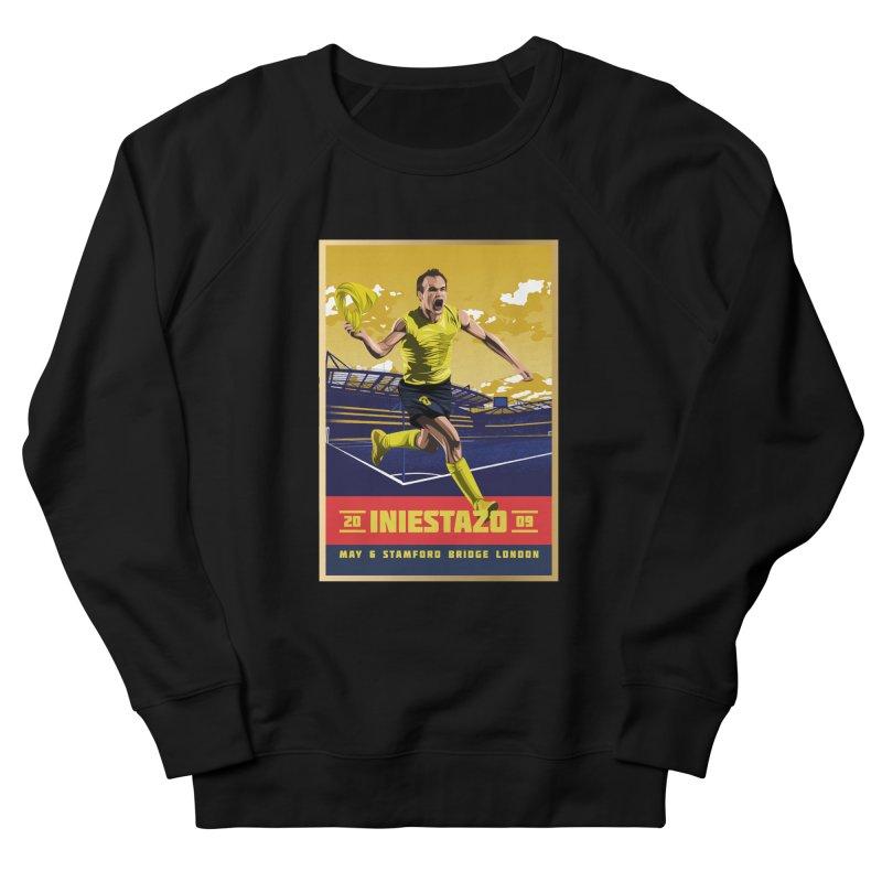 Iniestazo Frame Men's Sweatshirt by BM Design Shop