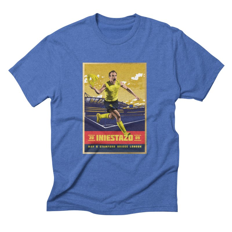 Iniestazo Frame Men's T-Shirt by BM Design Shop