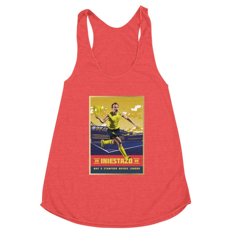 Iniestazo Frame Women's Tank by BM Design Shop