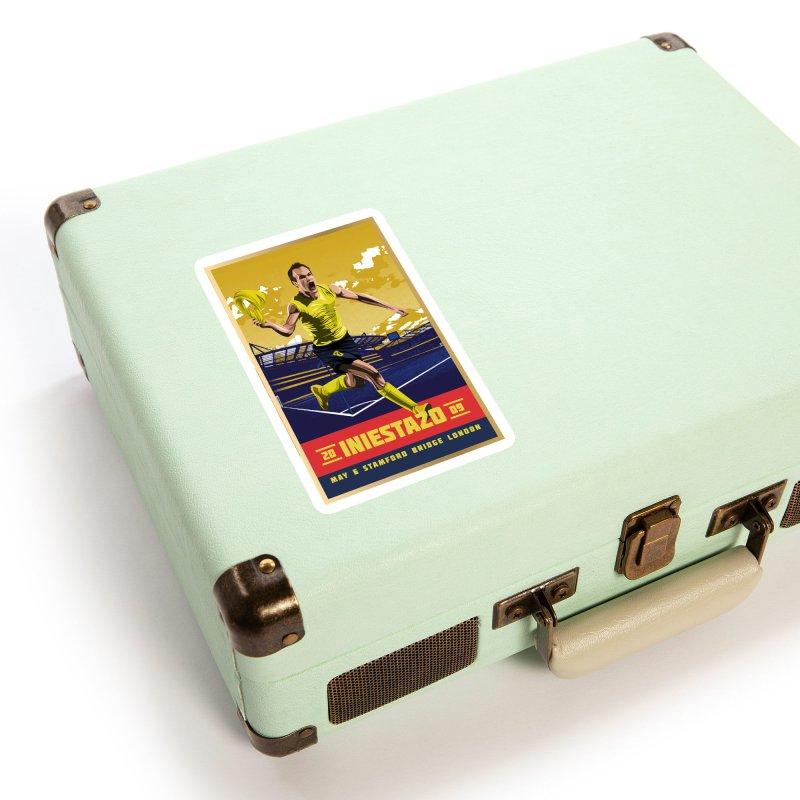 Iniestazo Frame Accessories Sticker by BM Design Shop