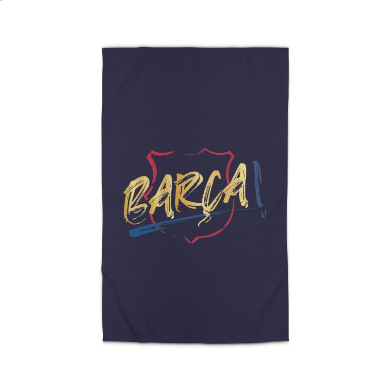 Barca! Home Rug by BM Design Shop