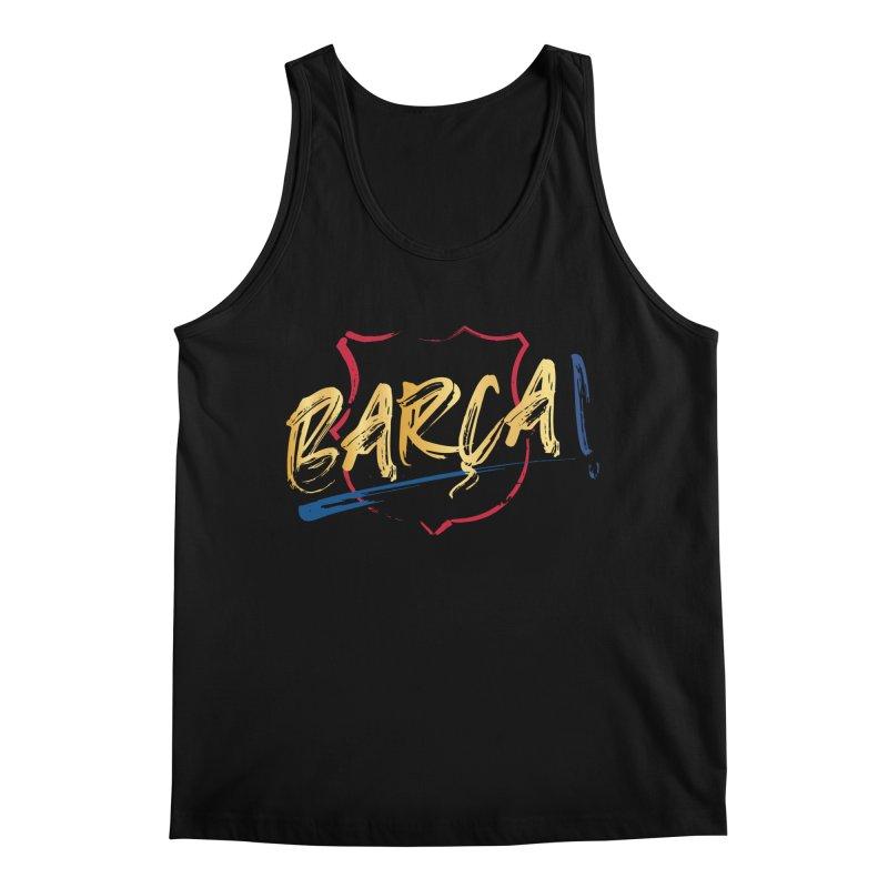 Barca! Men's Tank by BM Design Shop