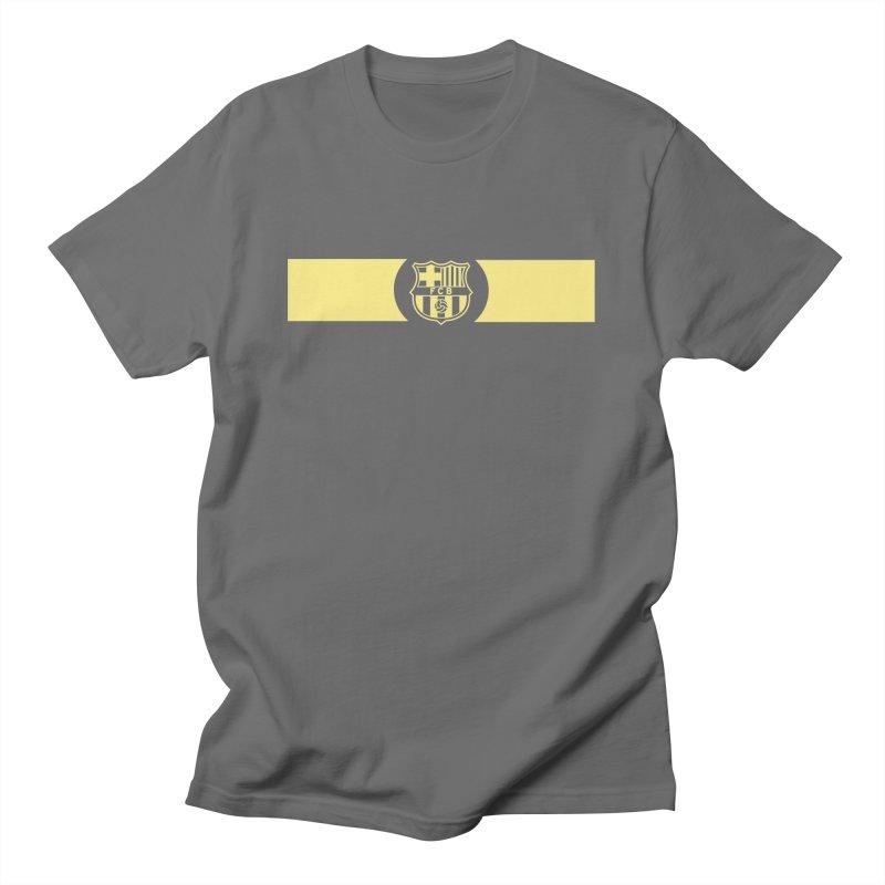 Yellow Men's T-Shirt by BM Design Shop