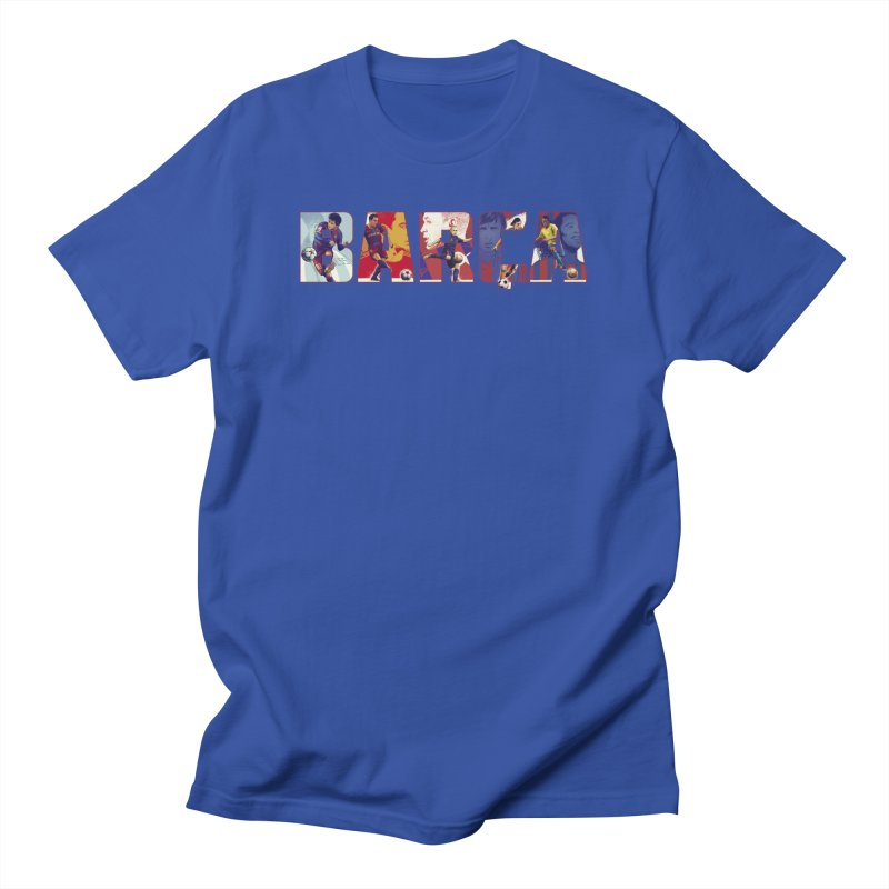 FCB Men's T-Shirt by BM Design Shop
