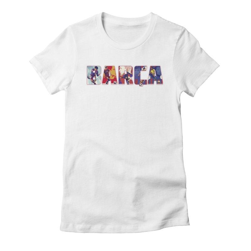 FCB Women's T-Shirt by BM Design Shop