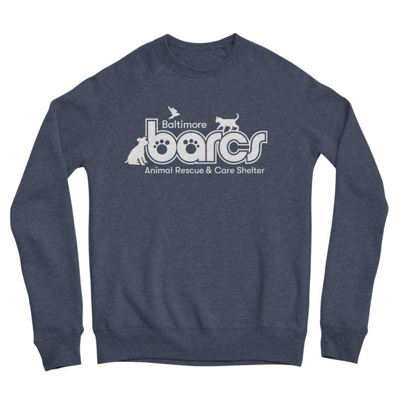 BARCS Logo in Women's Sponge Fleece Sweatshirt Heather Indigo by BARCS Online Shop