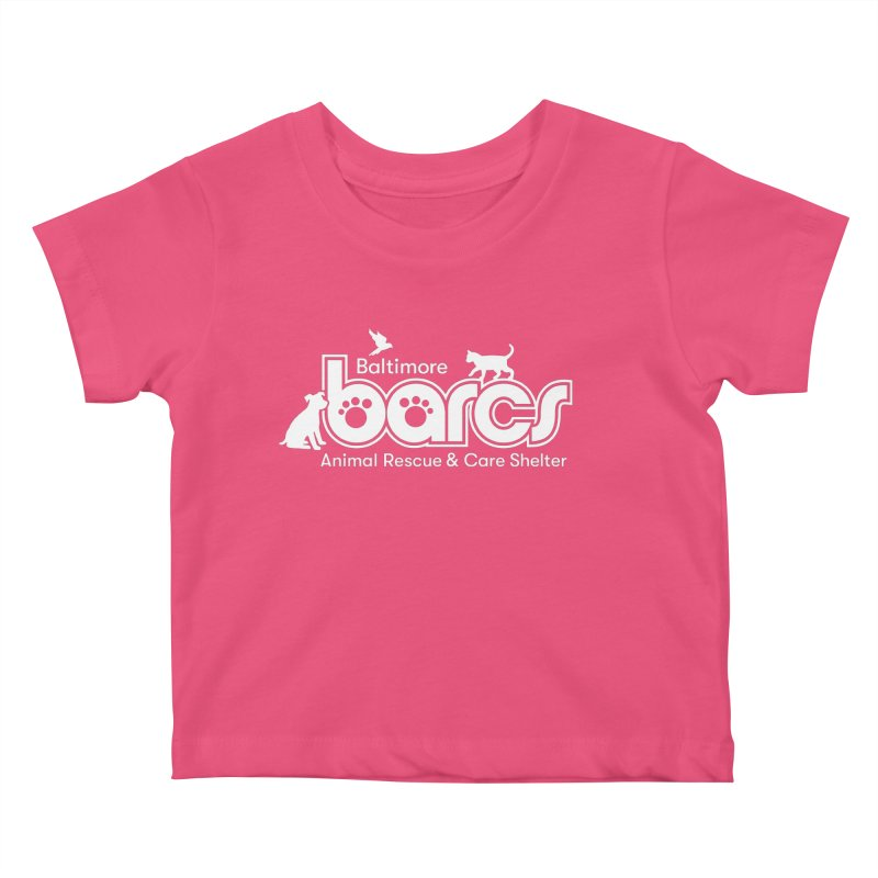 BARCS Logo Kids Baby T-Shirt by BARCS Online Shop