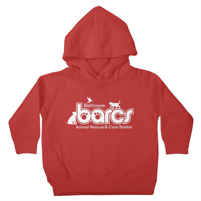 BARCS Logo Kids Toddler Pullover Hoody by BARCS Online Shop
