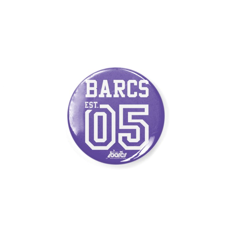 BARCS Football Tee Accessories Button by BARCS Online Shop