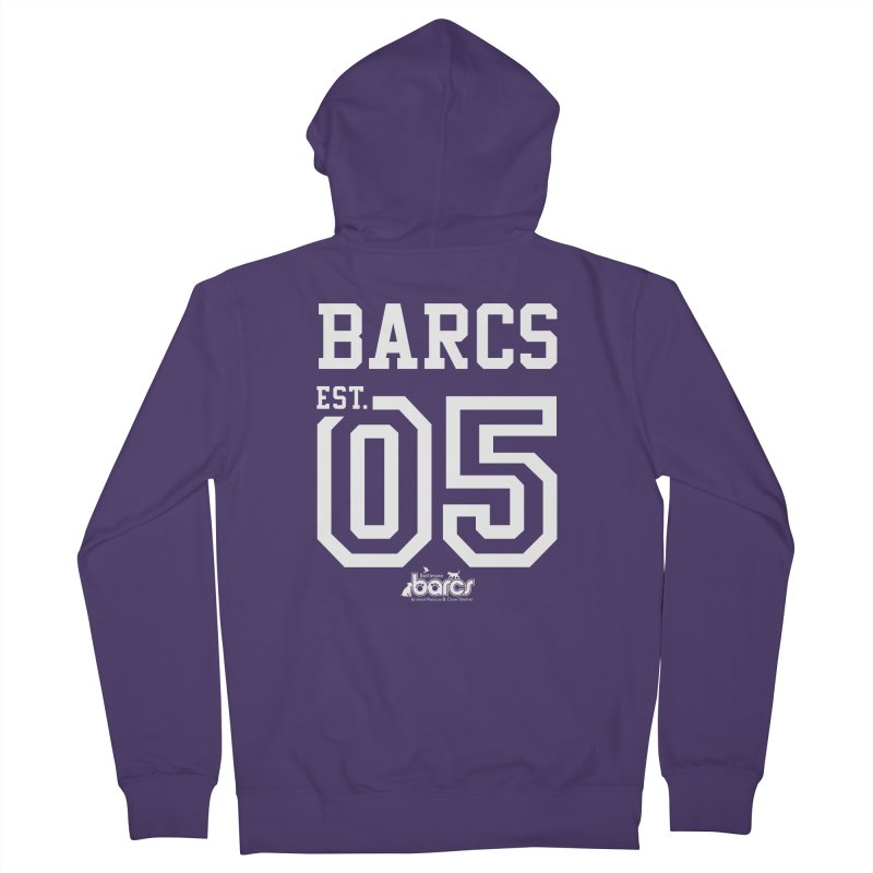 BARCS Football Tee Women's French Terry Zip-Up Hoody by BARCS Online Shop