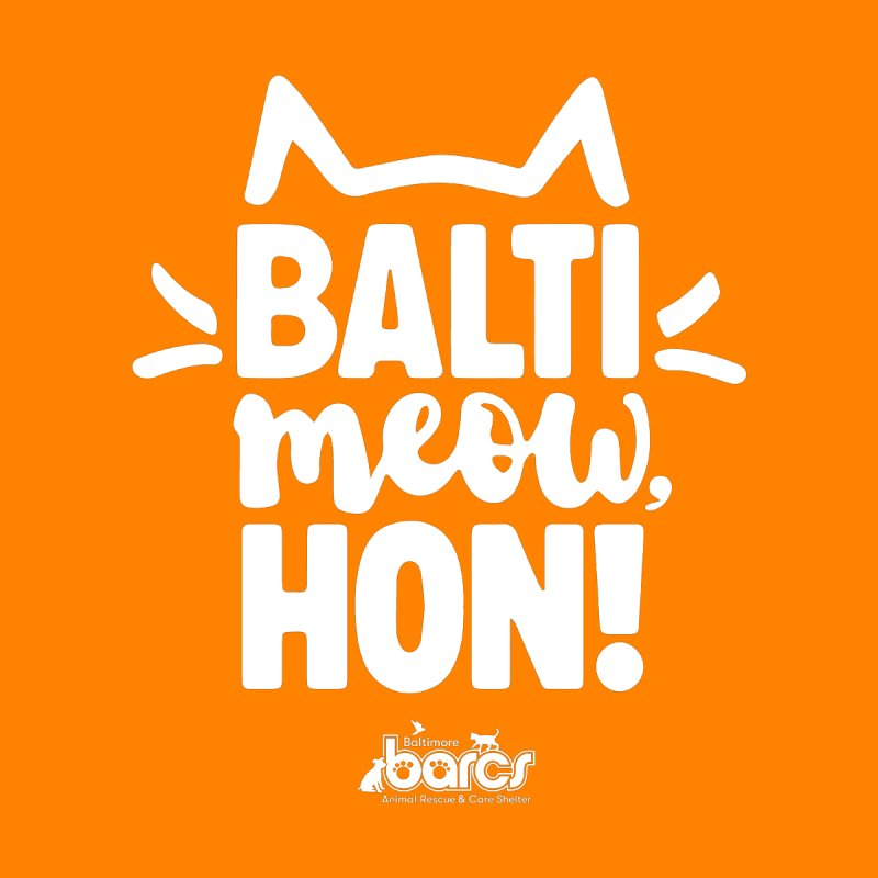 Balti-Meow, Hon! Women's Sweatshirt by BARCS Online Shop