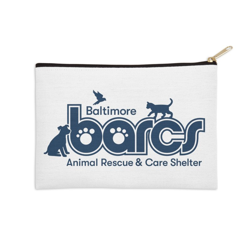 BARCS Logo Accessories Zip Pouch by BARCS Online Shop