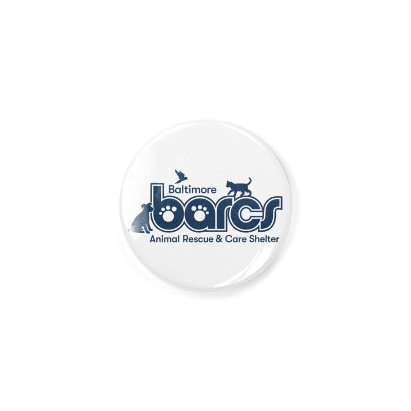 BARCS Logo Accessories Button by BARCS Online Shop