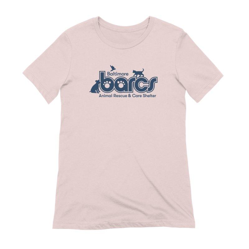 BARCS Logo Women's Extra Soft T-Shirt by BARCS Online Shop