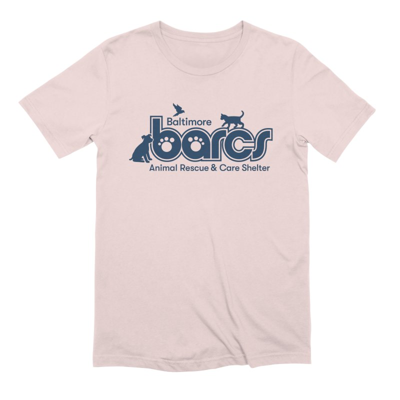 BARCS Logo Men's Extra Soft T-Shirt by BARCS Online Shop