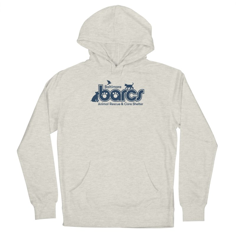 BARCS Logo Men's French Terry Pullover Hoody by BARCS Online Shop