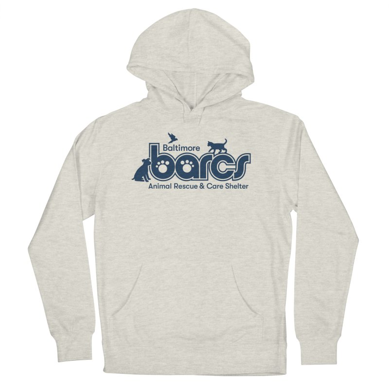 BARCS Logo Women's French Terry Pullover Hoody by BARCS Online Shop